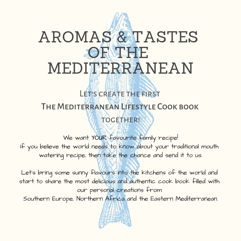 The Mediterranean Lifestyle Cook Book