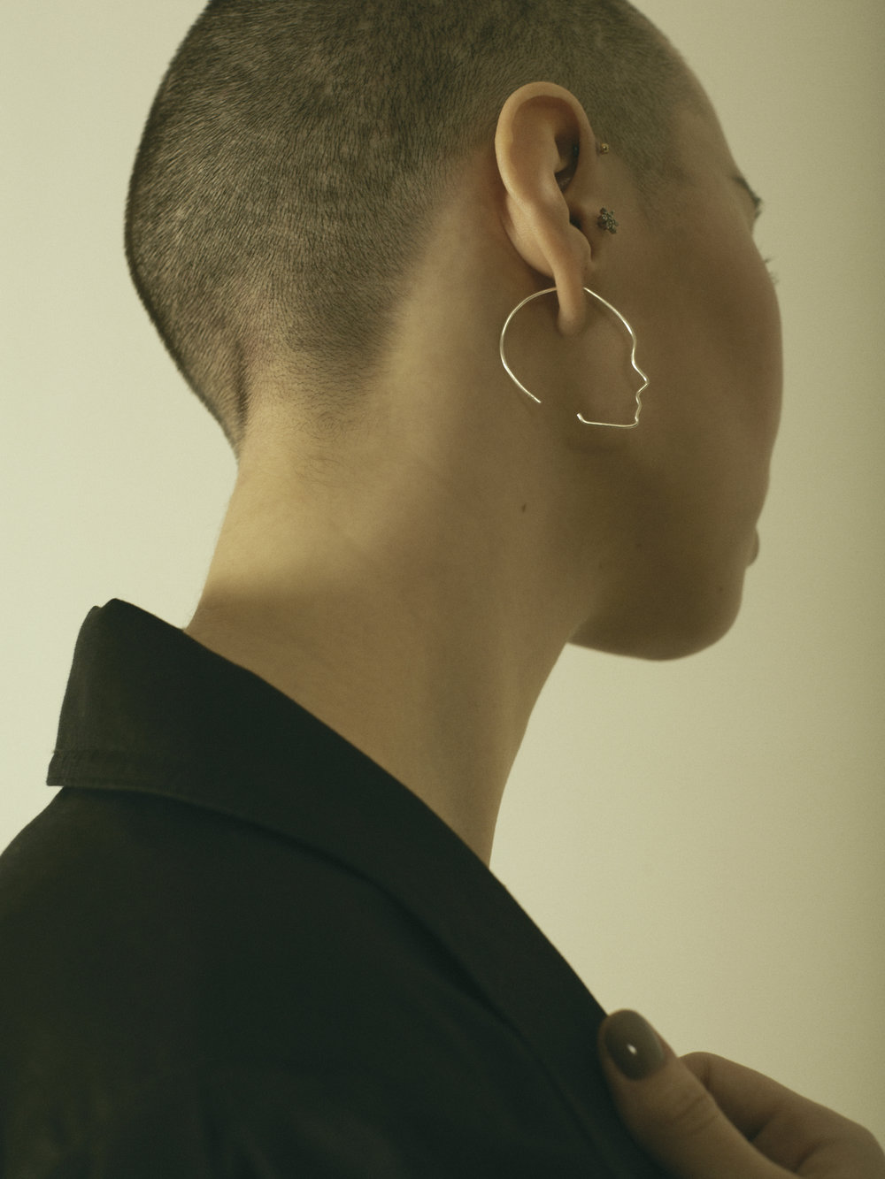 The contemporary jewelry brand Die motte