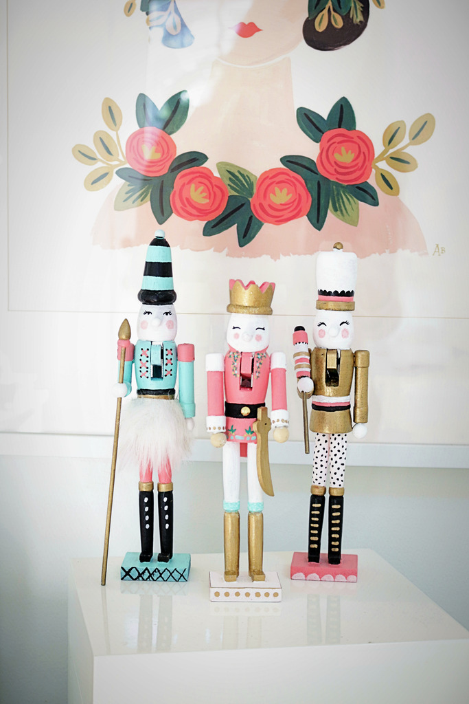 Who knew Nutcrackers could be SO cute?!
