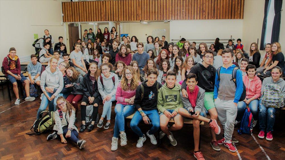Junior Summer School Group