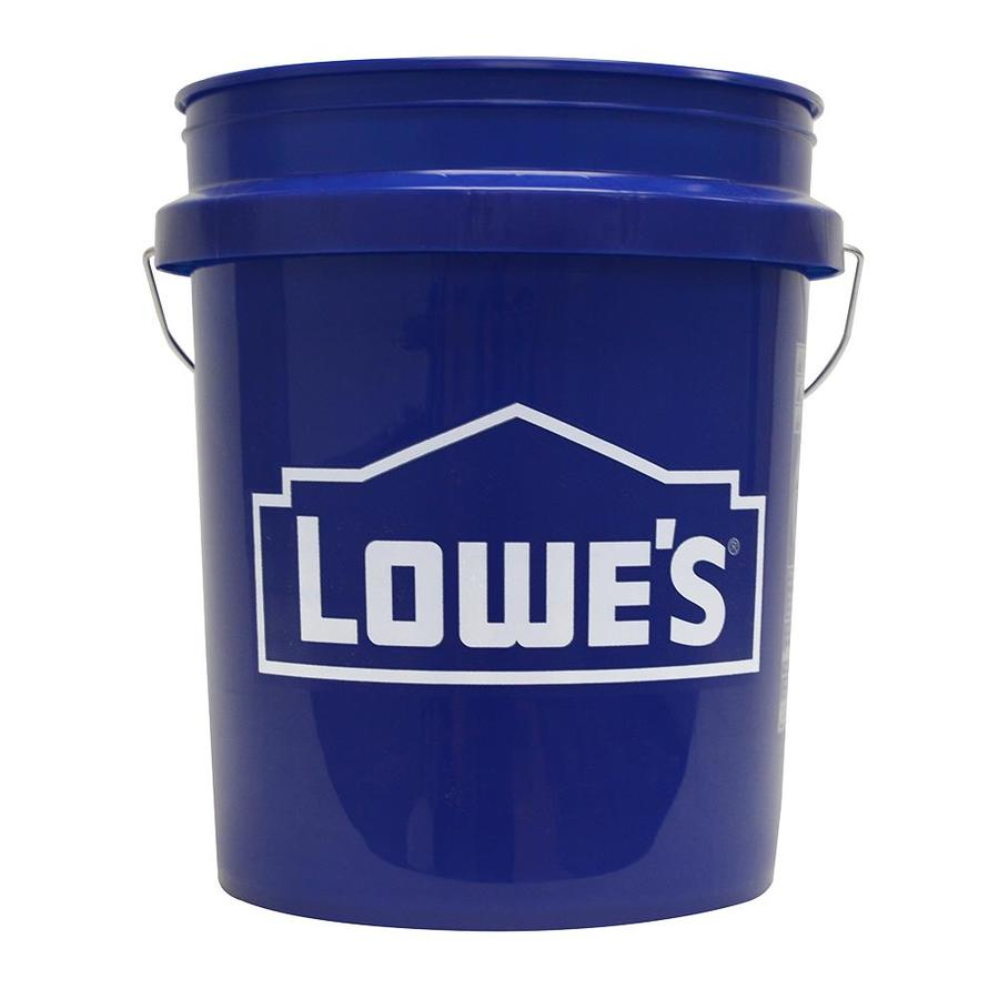 Lowe's bucket of tools. Get to work on those special projects with a Lowe's