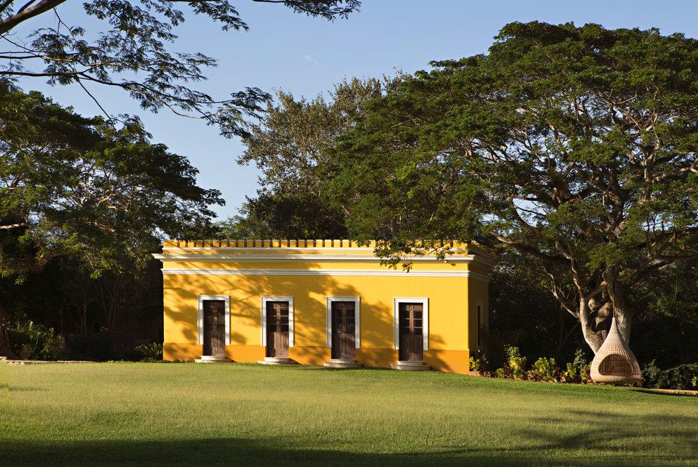 Hacienda del siglo XIX