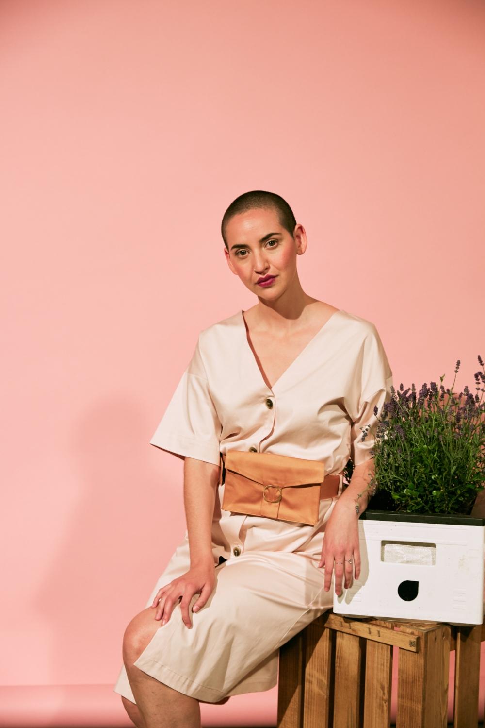 Berlin ethical fashion show - Linne, ekologisk bomull och kupro – läs min rapport från Berlins modevecka