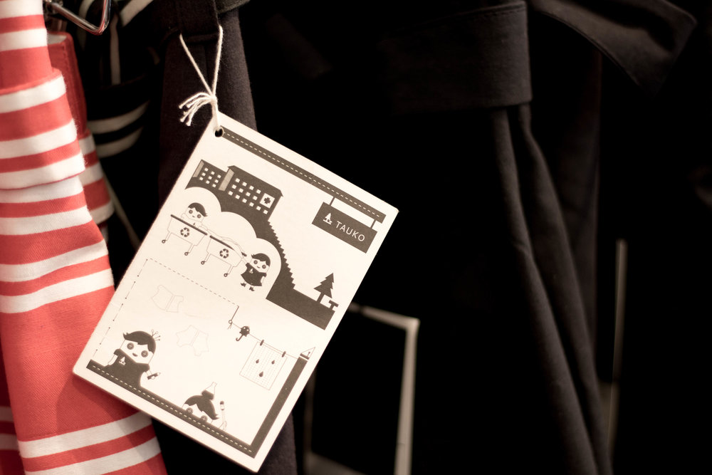 Finska märket Tauko gör skräddade och välarbetade plagg som jag blev helt förälskad i!