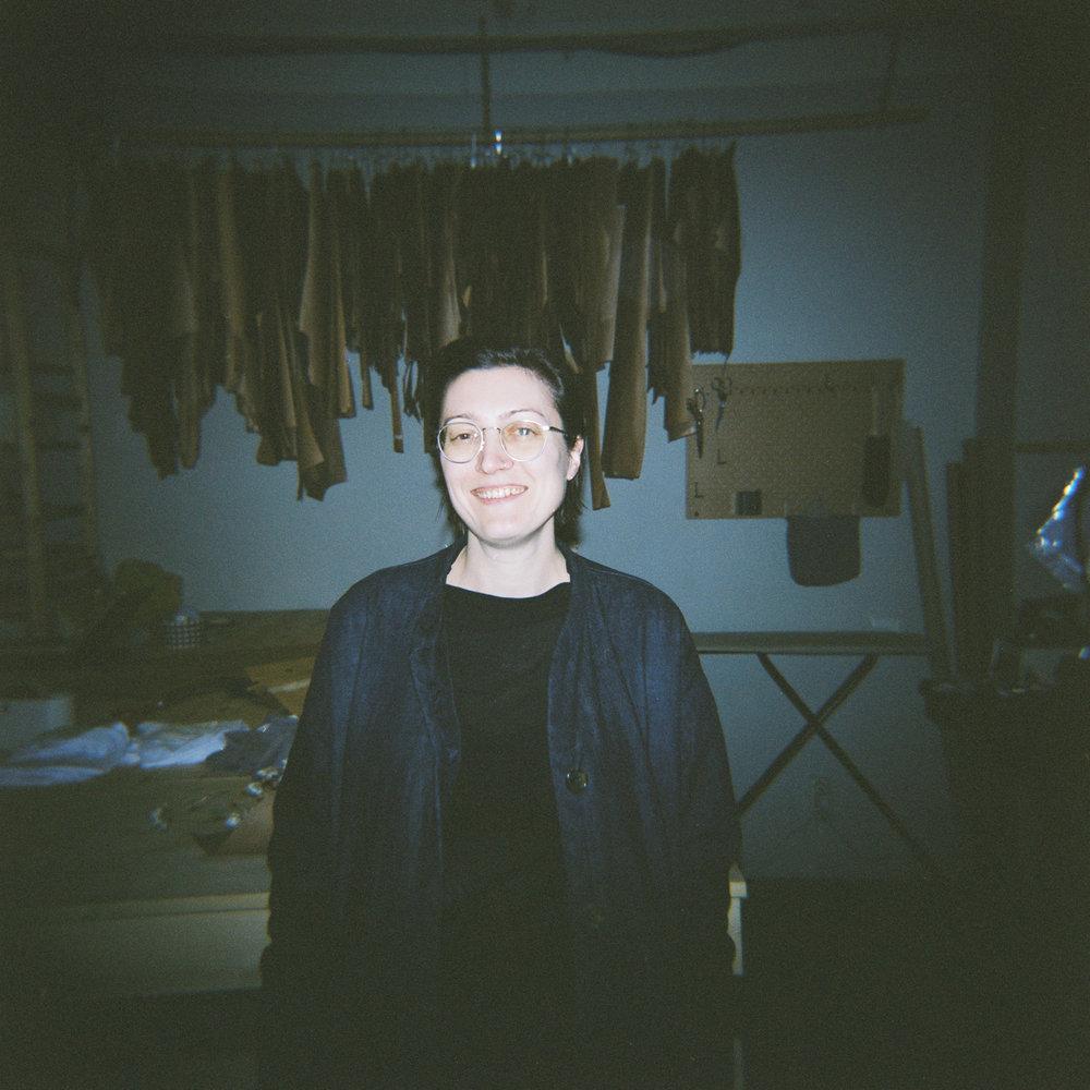 Birgitta Helmersson.