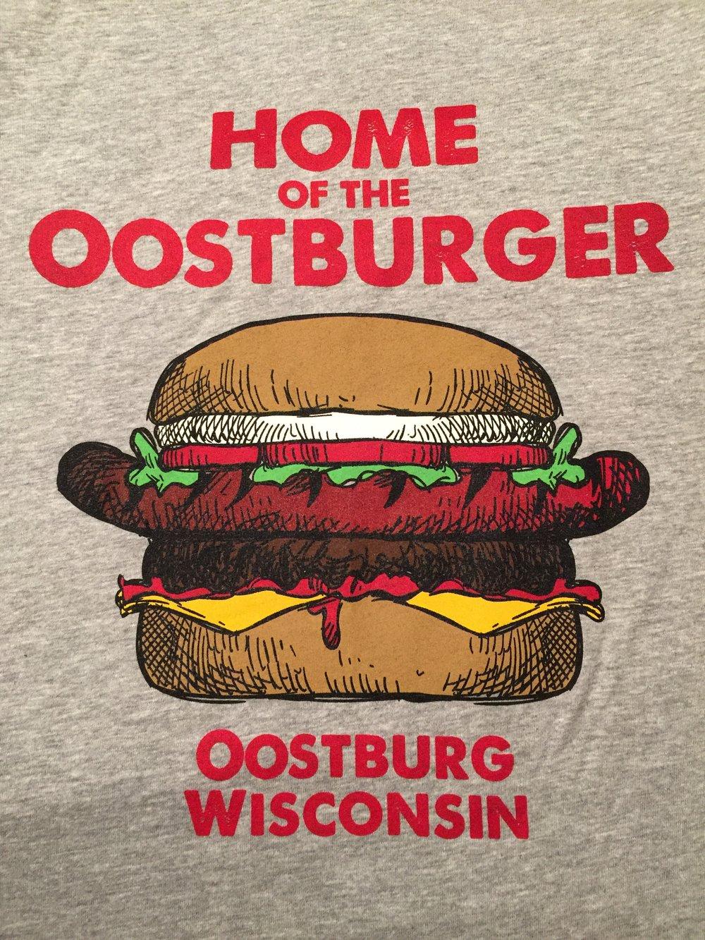 Close up of t-shirt image