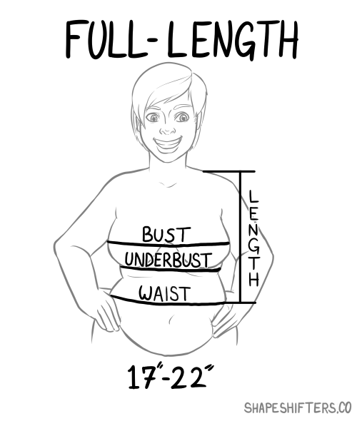 Image: Full Length Measurement Guide
