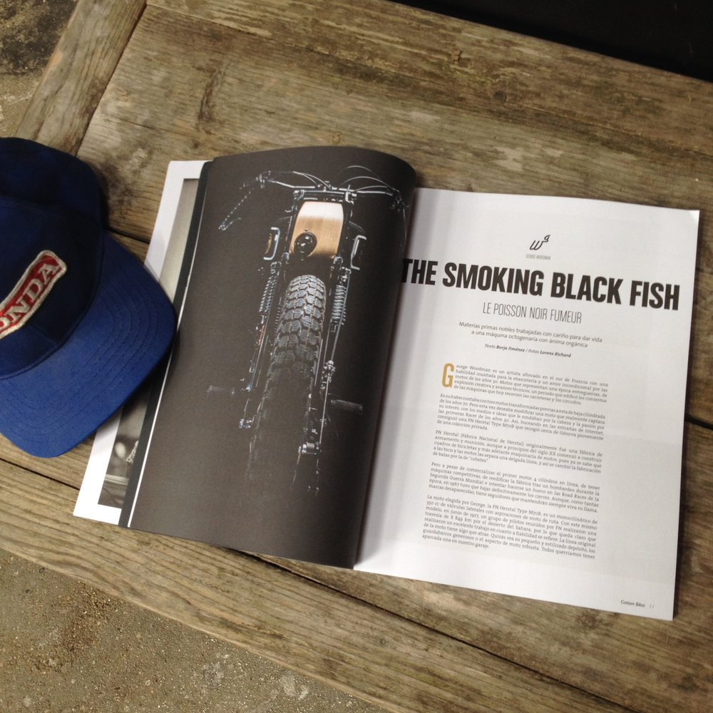 "And a really nice article on ""The Smoking Black Fish"""