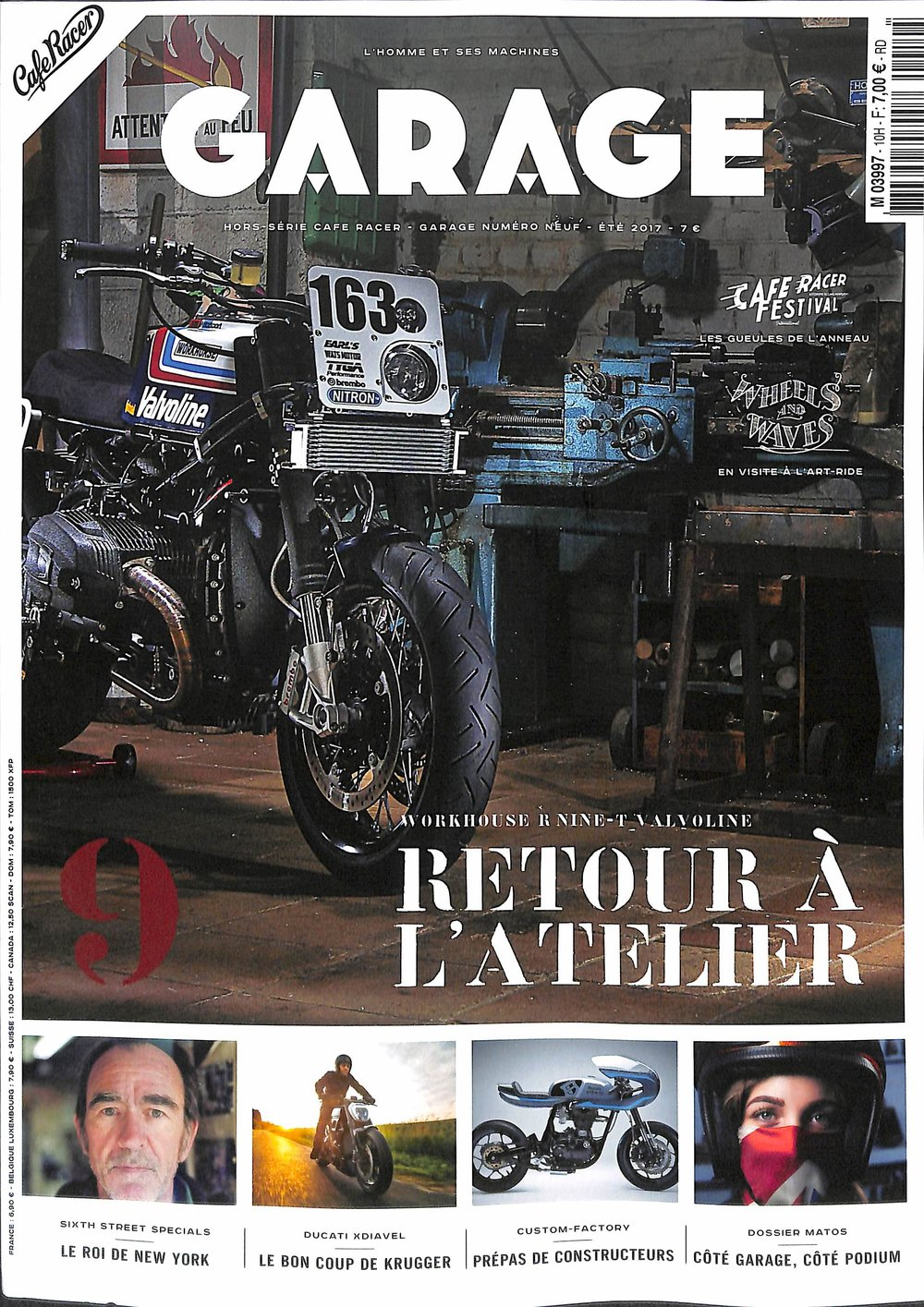 Cafe Racer  - Hors-series