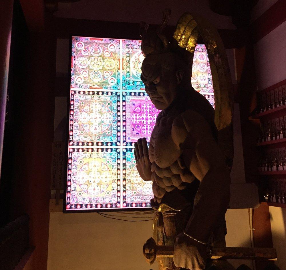 Sekishoin, Koyasan, Japan