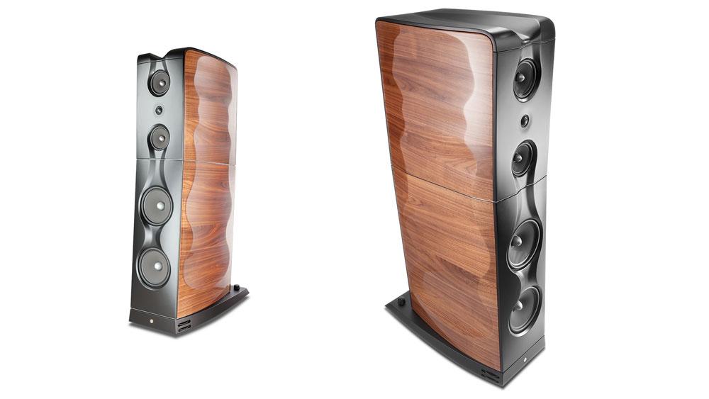 XS-85 - .... The best loudspeaker we have ever made .. Il miglior diffusore che abbiamo mai realizzato ....