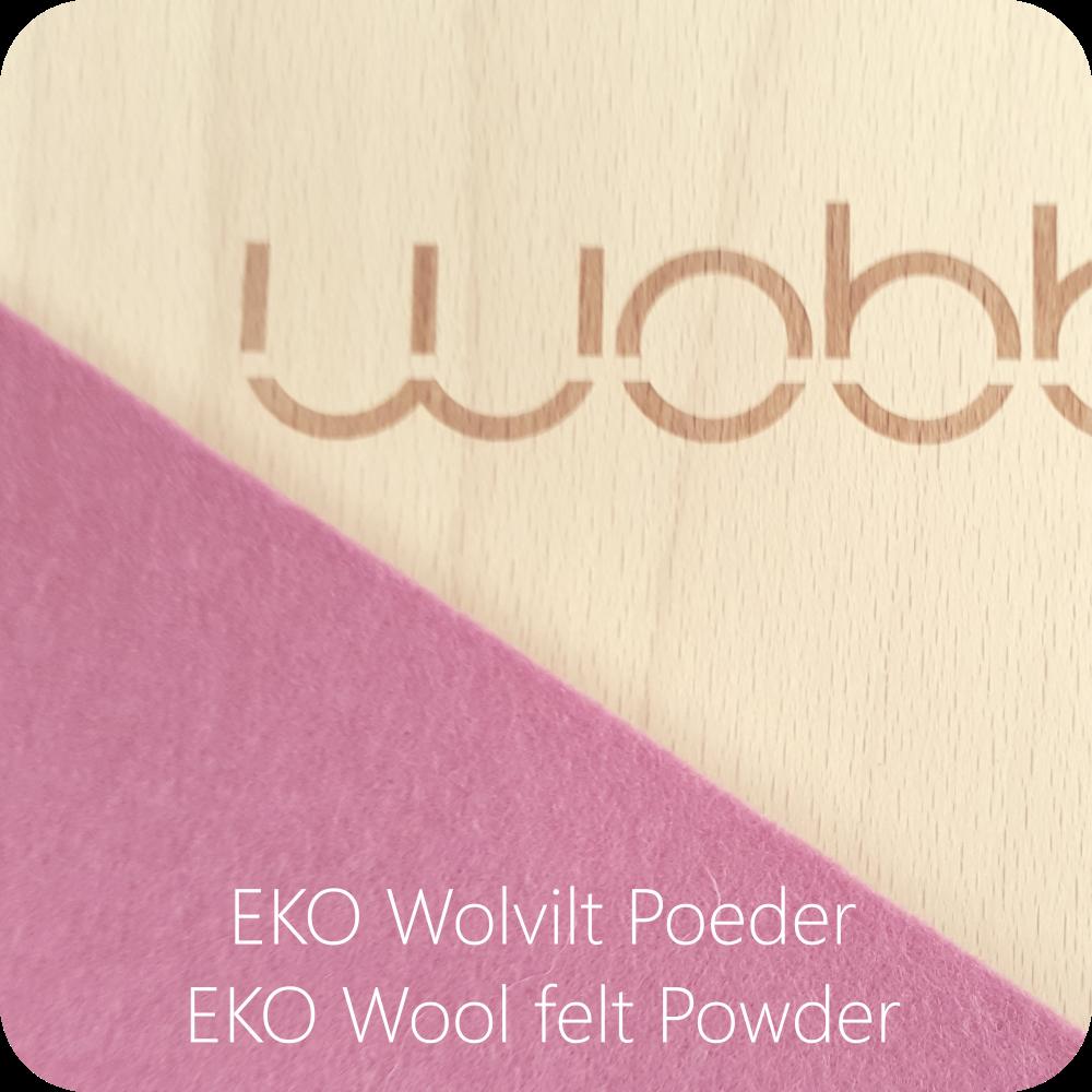 Powder Pink Felt