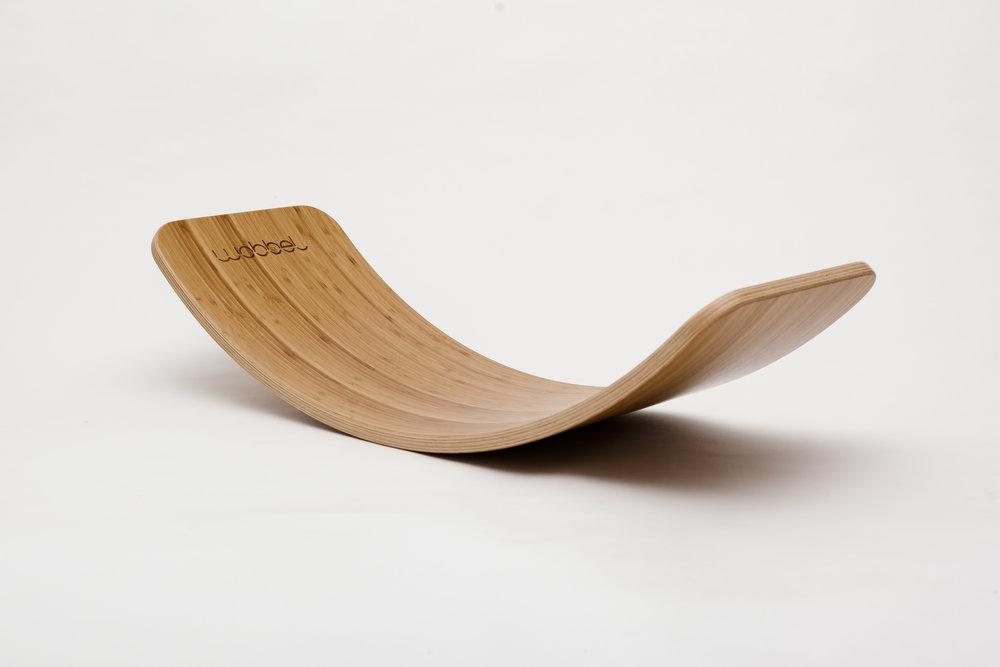 Wobbel Bamboo without felt.