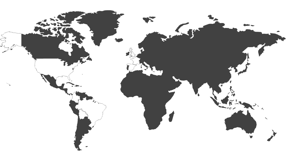 Where I've worked... - Bolivia - Brazil - Colombia - Spain - United Kingdom - United States