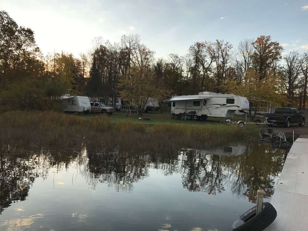 Oak Lake Campground Daily Site rental