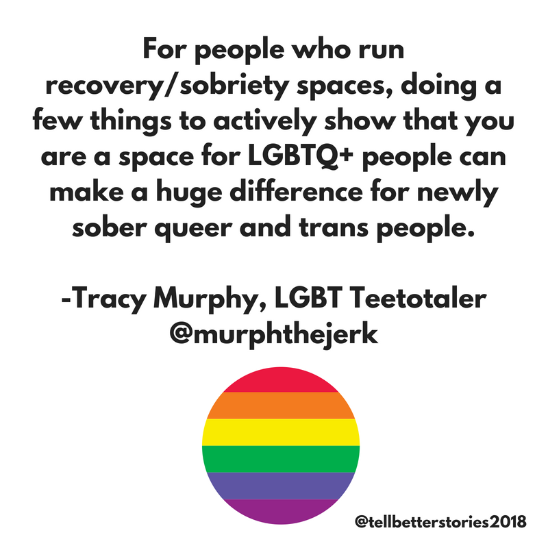 For people who run recovery_sobriety spaces, doing a few things to actively show that you are a space for LGBTQ+ people can make a huge difference for newly sober queer and trans people..png