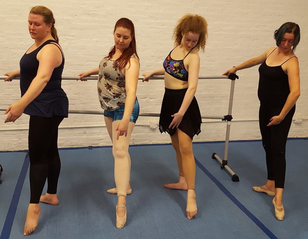 Everyone is a dancer! - Vivid Motion classes are open to everyone (all bodies, identities, races and ages), are taught at a variety of levels, AND are pay-what-you-can!We offer classes for dancers finding their way back into the studio and for those just beginning their dance journey. Each 6-12 week session offers a different style of class. Whether mixed level, beginner or intermediate/advanced our teachers are experienced, patient and excited to help everyone learn to dance.Our classes are pay-what-you-can. Truly. Anonymous cash donations are accepted class.