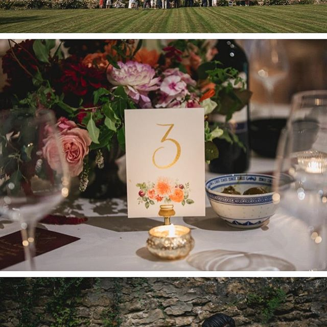 Last year I created a sumptuous autumnal stationery suite for the lovely @emmajoytheweddingplanner who married at @pennardhouse. It's such a treat to see how my stationery played a part in a couple's special day, and even better to see it featured as part of Emma's wedding on @rockmywedding 😍😘 #illustratedweddingstationery #studiofoster  #weddinginspiration #weddingplanner #creative #engaged #dailydoseofpaper #weddingstationery #weddinginvitations #engaged #bespoke #shesaidyes #weddingplanner #heputaringonit #ohwowyes #futuremrs #bride #invitation #beautiful #bespoke #brideandgroom #theknot #thatsdarling #watercolour #weddingstyle #weddingtime #aisleperfect #calligraphy