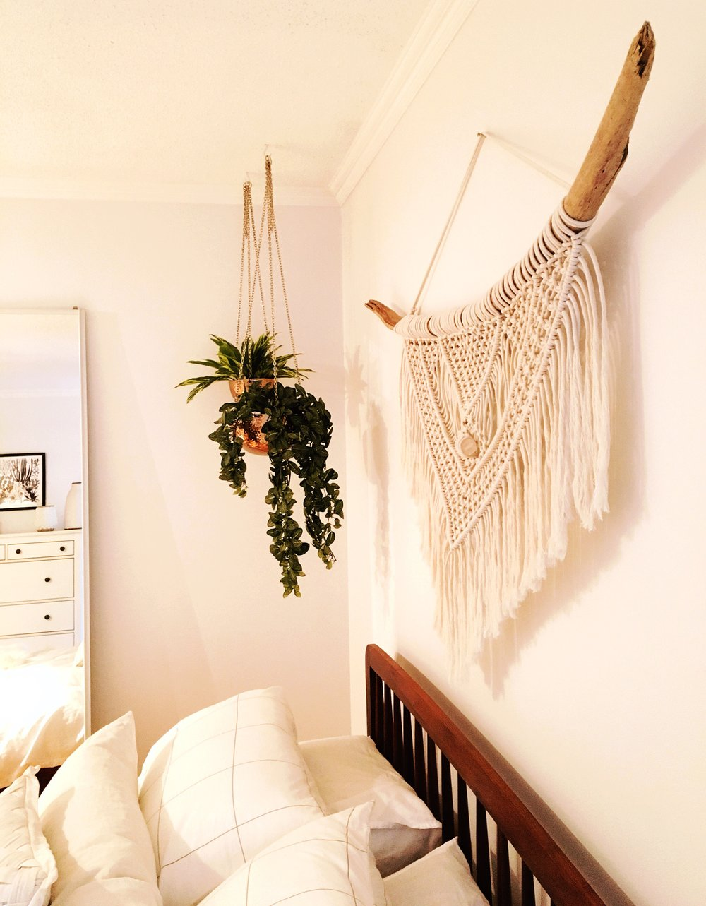 THE FUNKY FRESH / BOHO DREAMS MACRAME