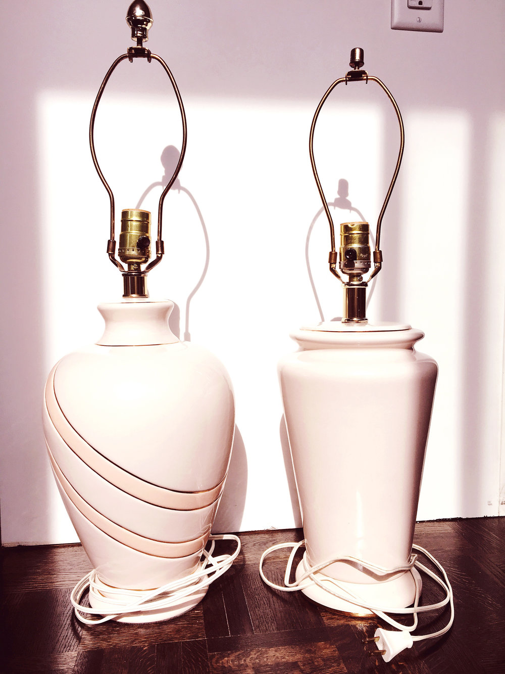THE FUNKY FRESH / VINTAGE LAMPS BEFORE