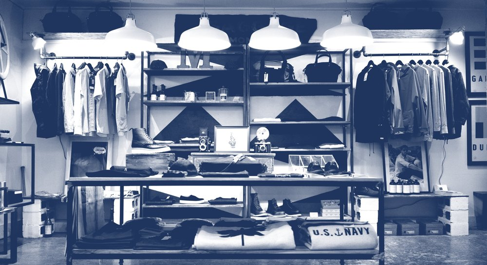Retail Space Interior Shot