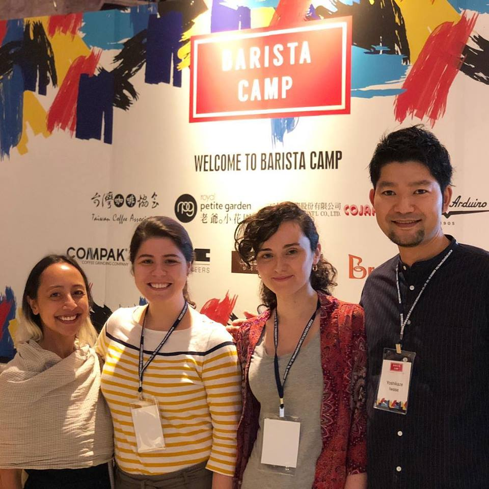 Barista Camp - Sept, 2018