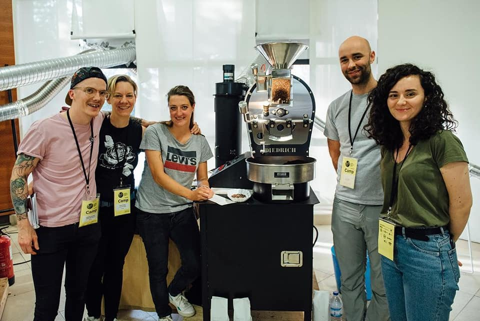 Roaster Camp - Oct, 2018