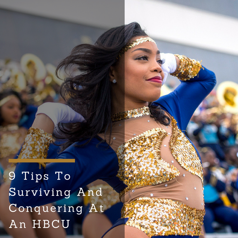 Photo by Brianna Paciorka - HBCU Lifestyle: 9 Tips To Surviving And Conquering HBCU Life