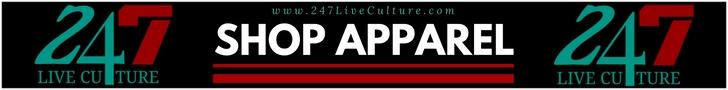 Shop Apparel - 247 Live Culture