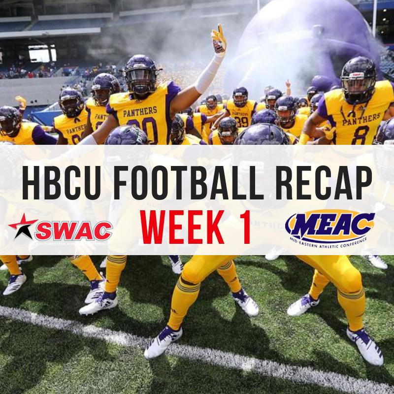 HBCU Football Recap: Week 1 (Curtis Compton/ccompton@ajc.com)