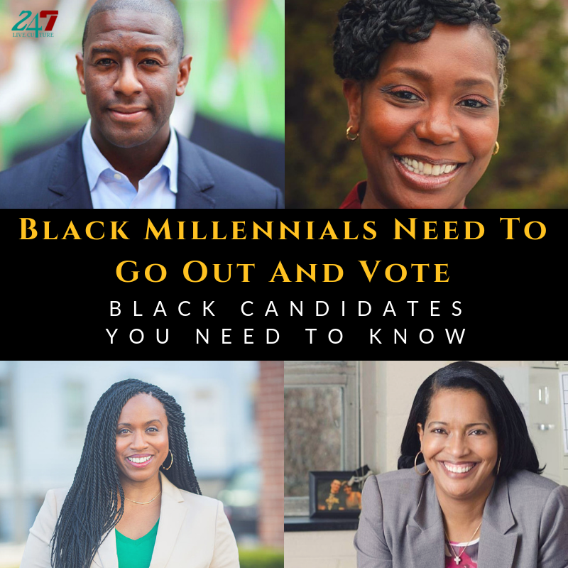 Black Millennials Need To Go Out And Vote