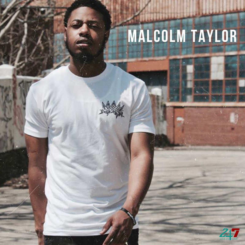Malcolm Taylor Artist Of The Week