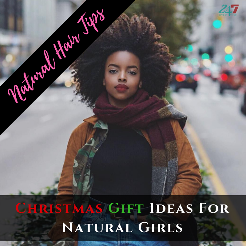 Christmas Gift Ideas For Natural Girls