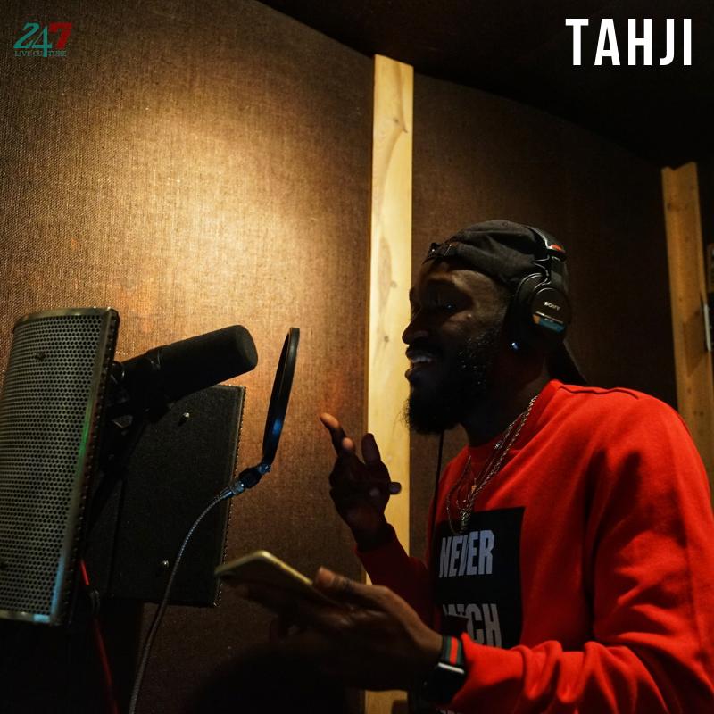Tahji - Artist Of The Week