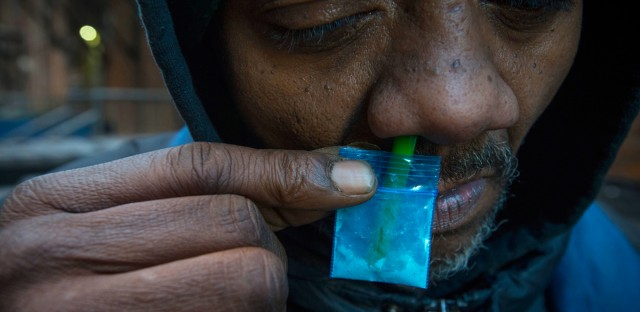 Black Opioid Epidemic
