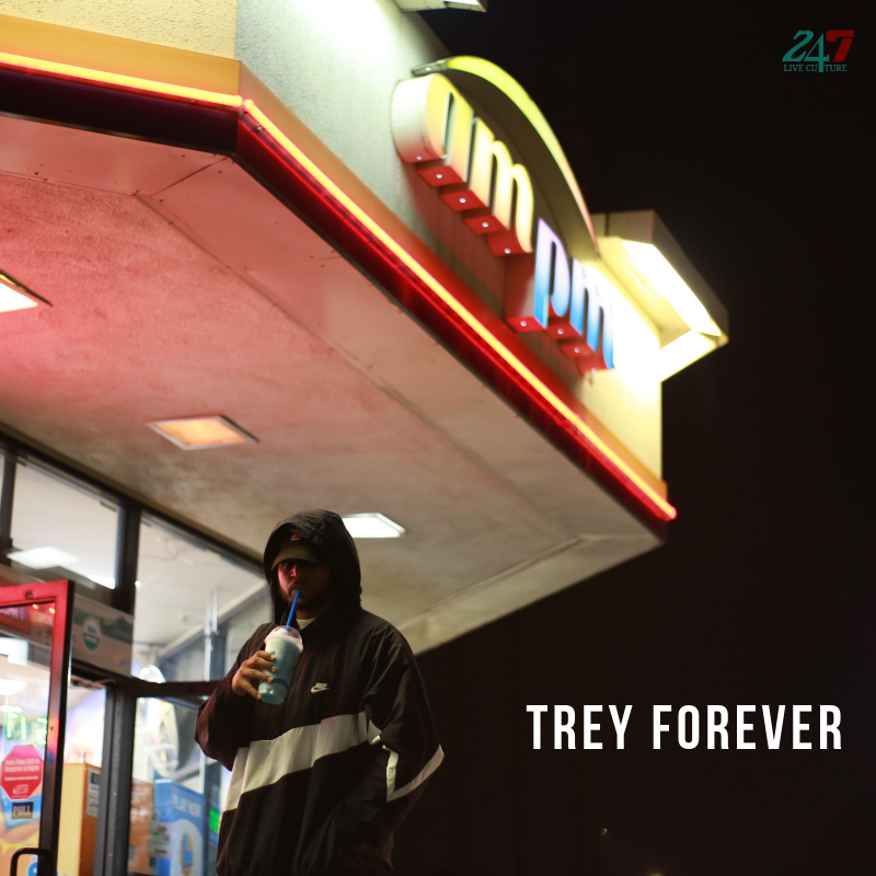 "Trey Forever Talks ""2 Days N"" Prelude Release"