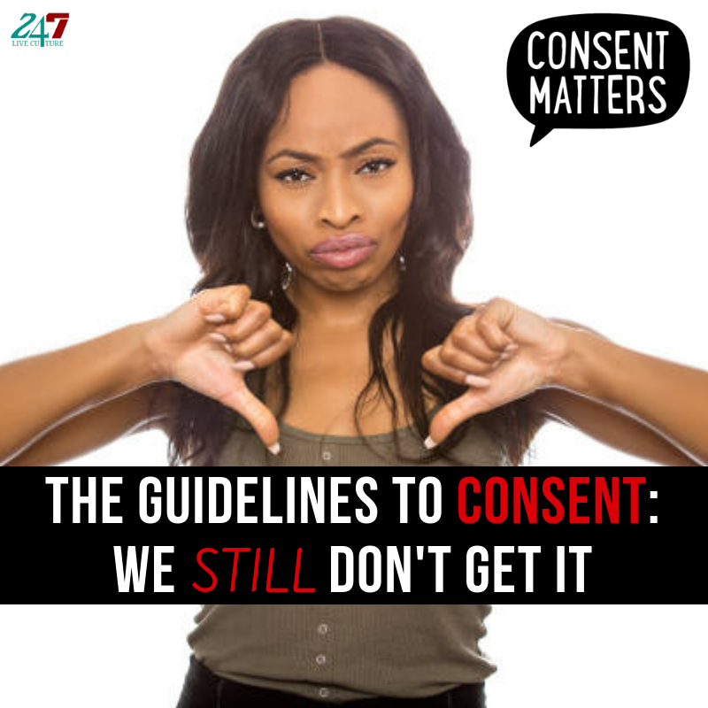 The Guidelines To Consent: We Still Don't Get It