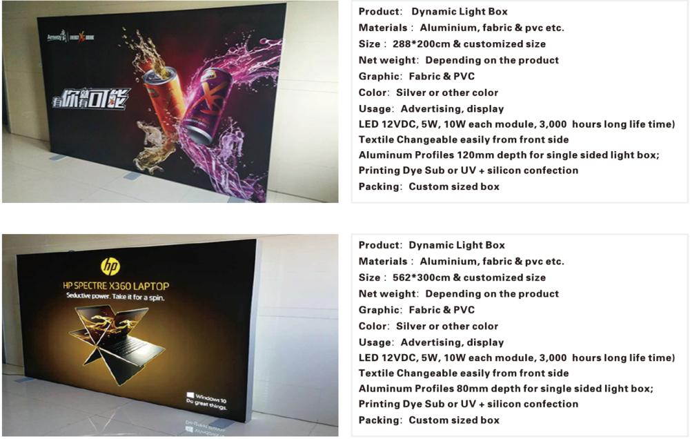 light boxes — NuSpace Displays