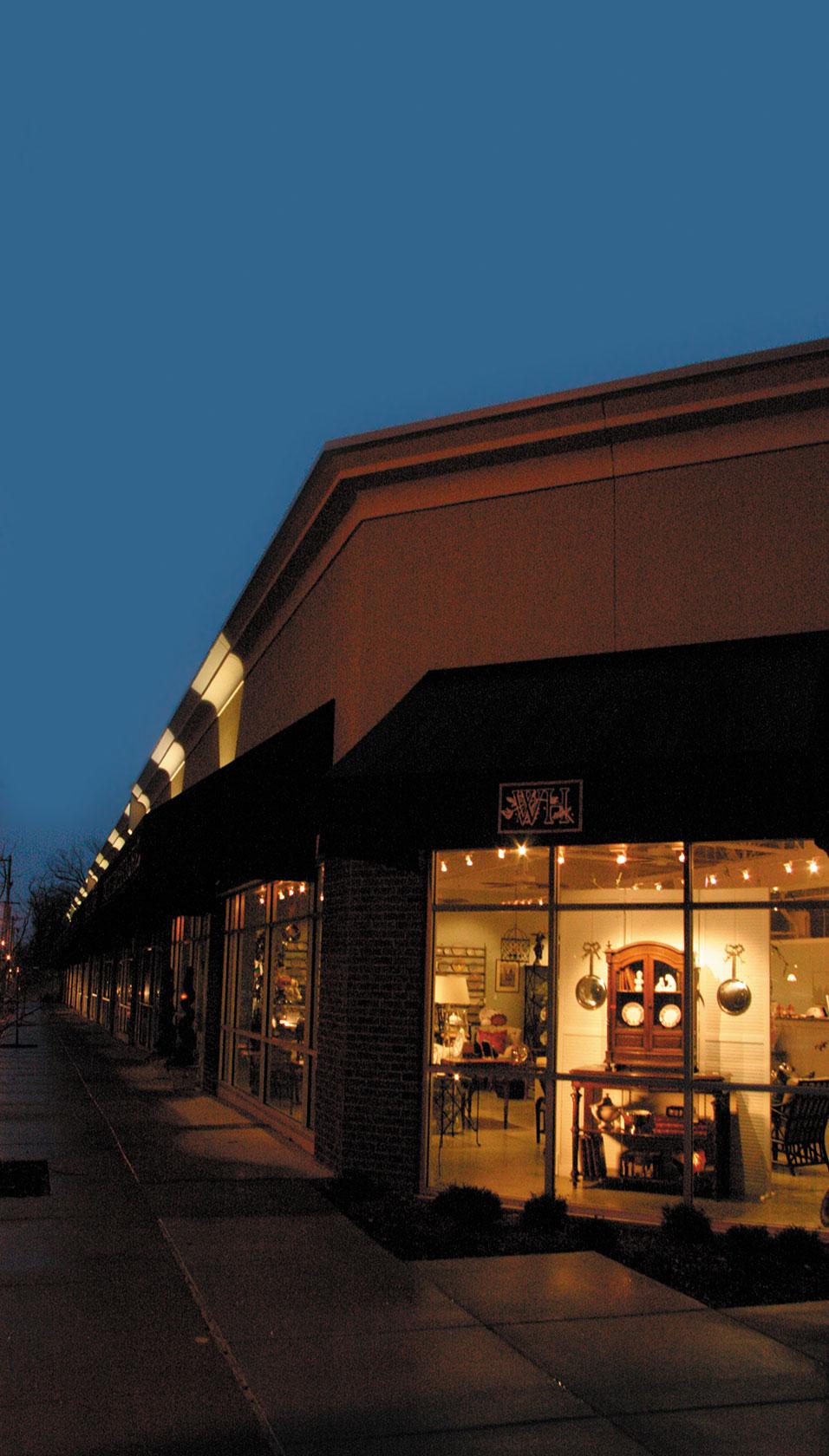 Shops in the Heights Little Rock, Arkansas