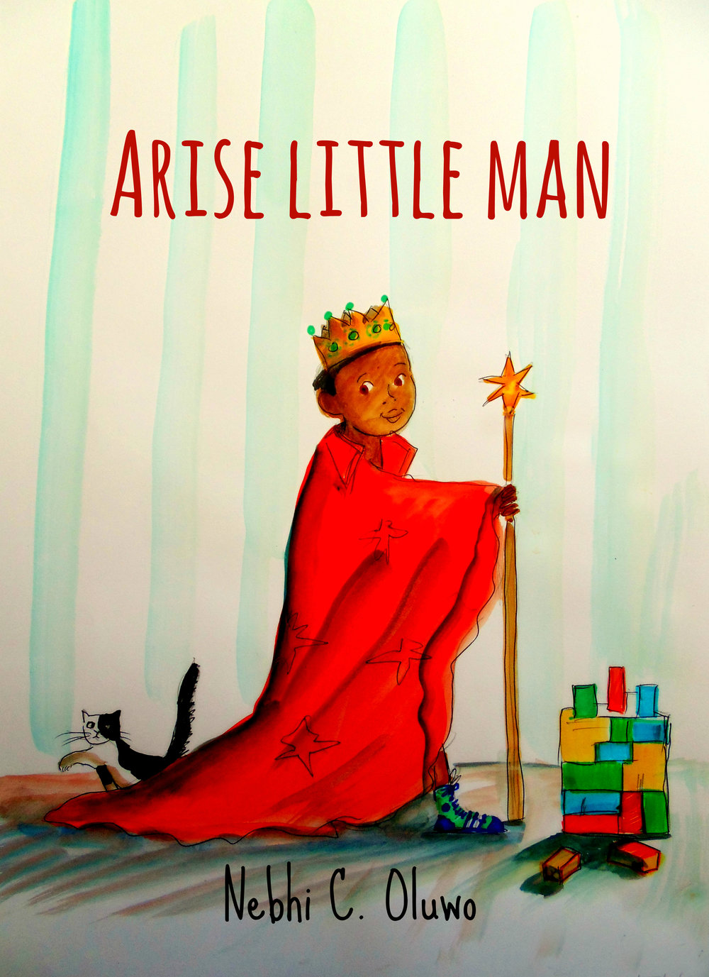 arise little man . new front cover .jpg