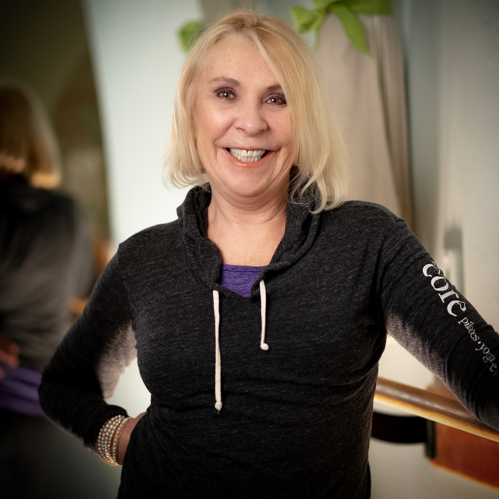 Sherri Smith  -  Pilates Teacher