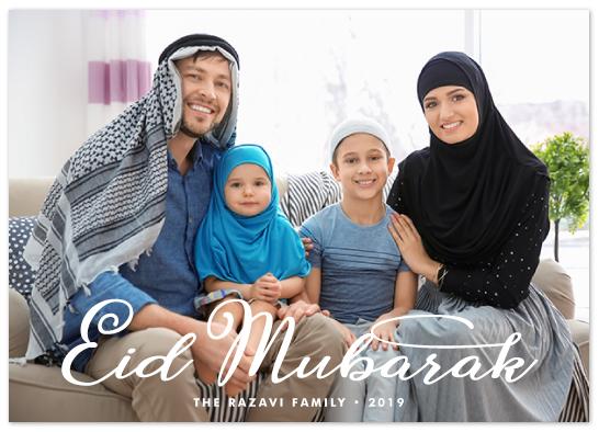 Scripted Eid