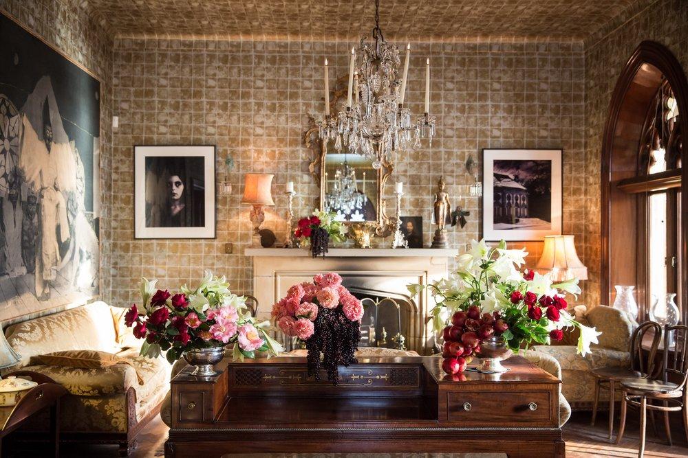 Luxury Italian Living Room