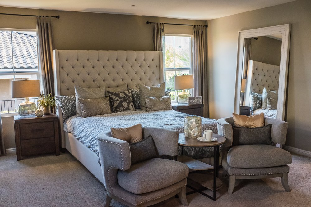 Rustic Modern Farmhouse Bedroom