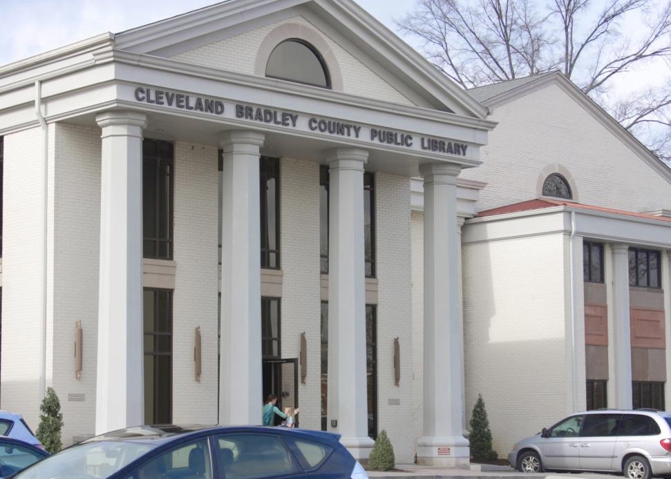 Cleveland Bradley County Public Library 795 Church St., NE  Website