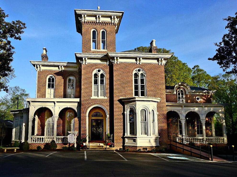 Cleveland Bradley County Public Library History Branch  833 North Ocoee St.  Website