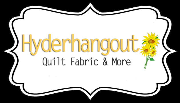 Hyderhangout Quilts Fabric and More , 219 First Street NE, full-service quilting, art, and craft store.