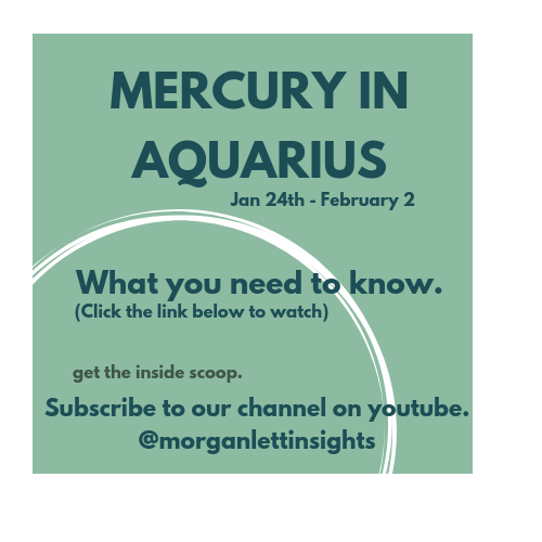 learn more about the Mercury in Aquarius transit.