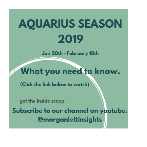 Learn more about the 2019 Aquarius Season