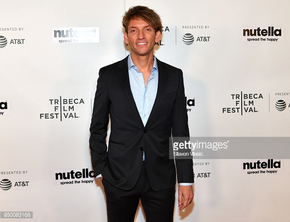 TIM MCGRATH ATTENDS THE WORLD PREMIERE OF HIS DIRECTORIAL DEBUT AT TRIBECA FILM FESTIVAL